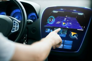 Automotive Innovation Car Dashboard