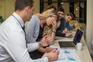 Healthcare IT company responds to a crisis