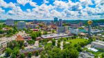 Skyline of Knoxville, TN