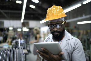 Engineer uses tech provided by skilled trades software company