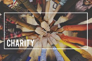 Publicize the charitable giving of your franchisees.